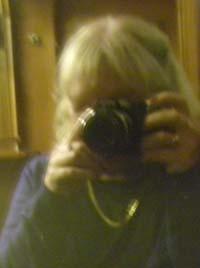 housesitter selfie