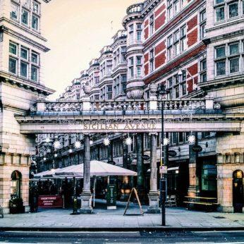Sicilian Avenue London