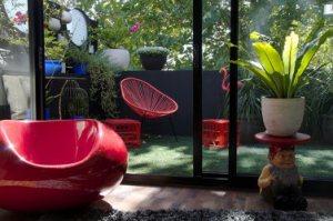 Melbourne house-sit overlooking a park!