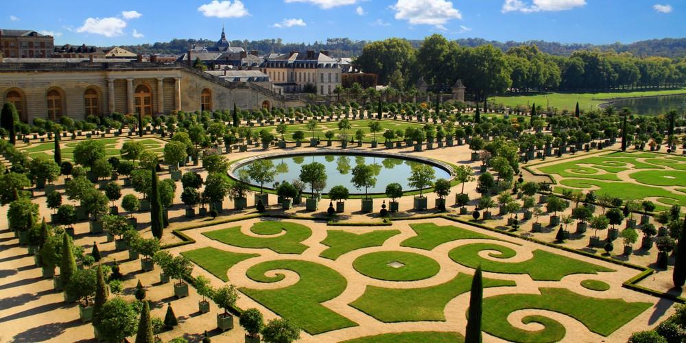 Palace Park, Versailles