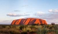 Uluru - Northern Territory of Australia.