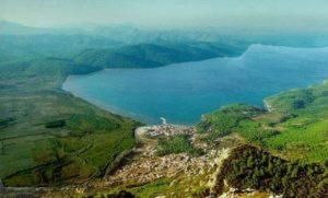 The view over Gokova Bay