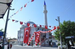 The Mosque in Gokova