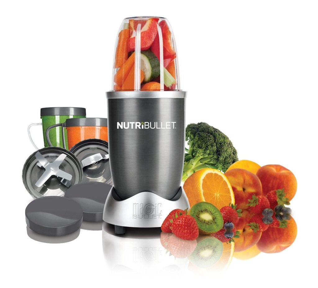 Magic juicer - Nutribullet