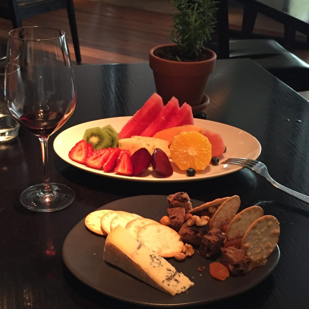 Cheese and Fruit and Wine - Melbourne Australia