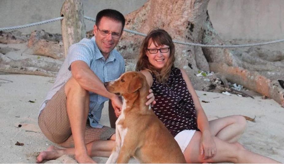 Ian Usher and Vanessa Anderson - Long term housesitters