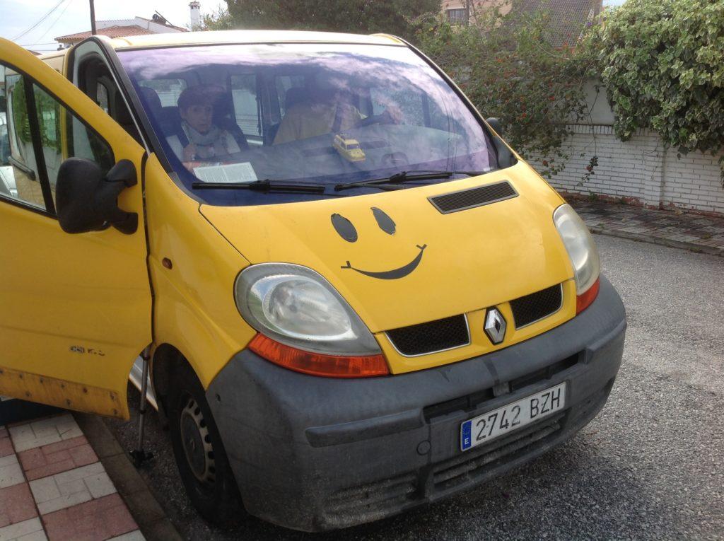 Ronna's van