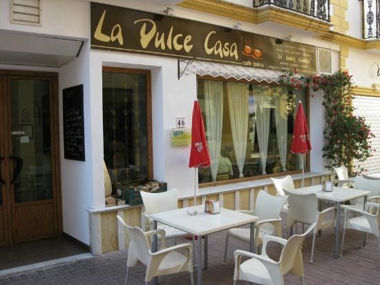 Restaurant La Dolce Casa in Palomares SPAIN