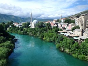 Discovering the unexpected in Mostar, Bosnia and Herzegovina