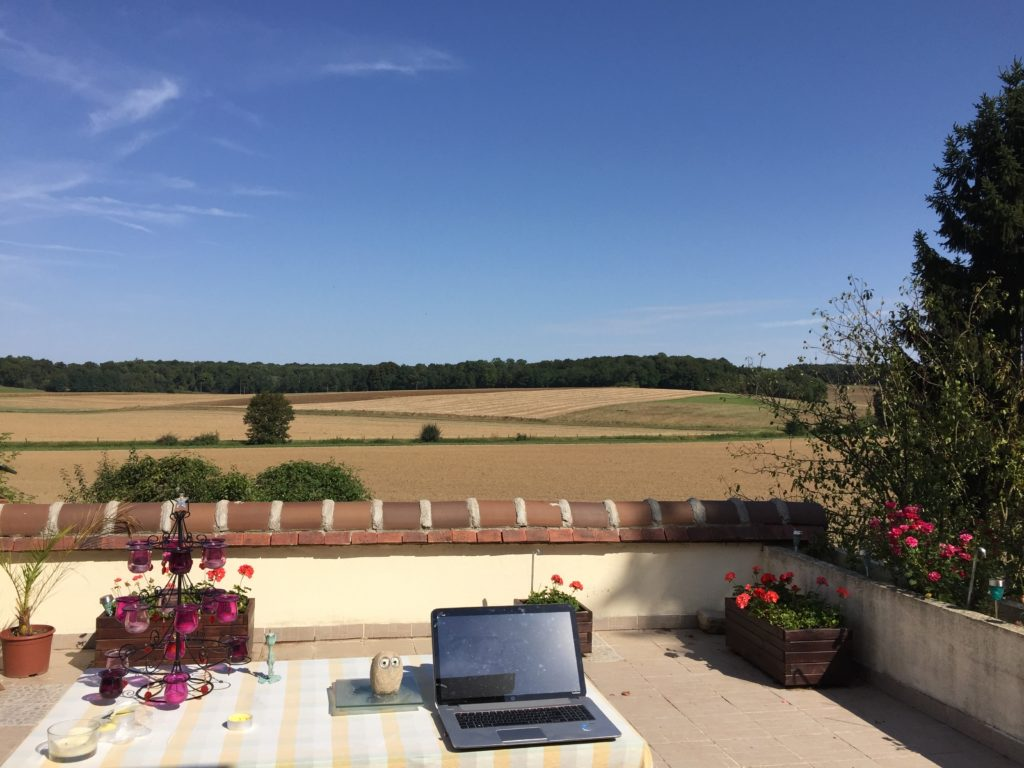 housesitting Ile de France