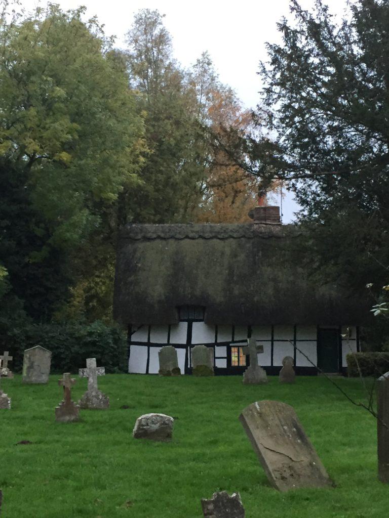 Midsomer Murders filmed in Dorchester on Thames, Oxfordshire