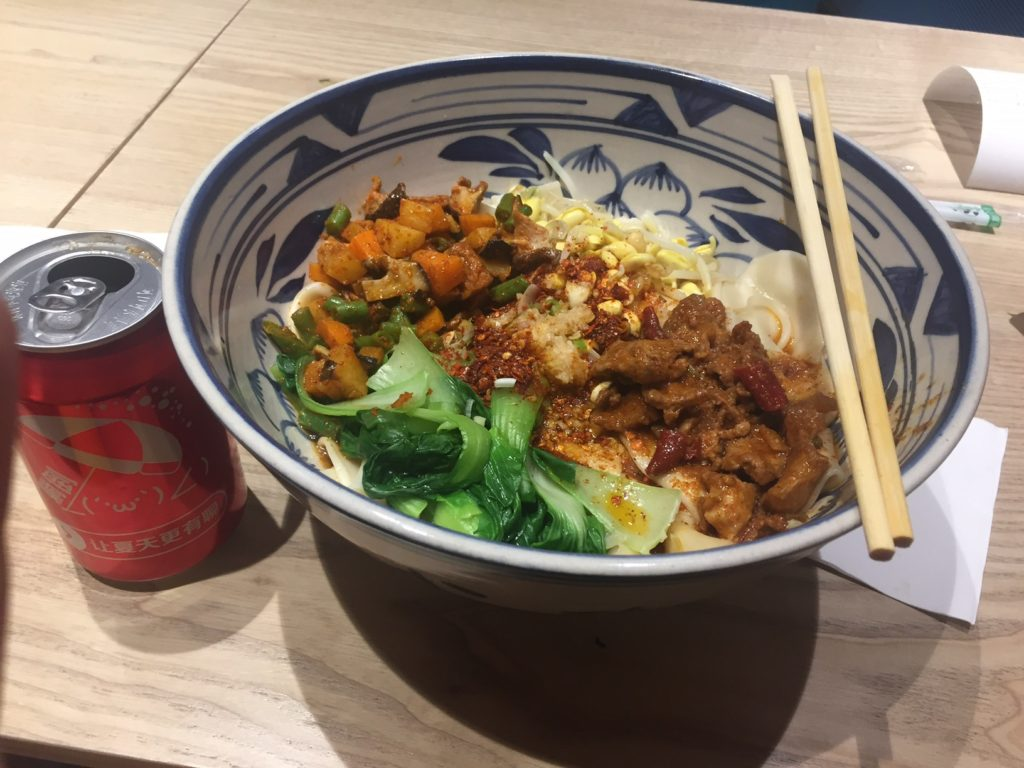 petsit in Beijing and enjoy noodle delicacies