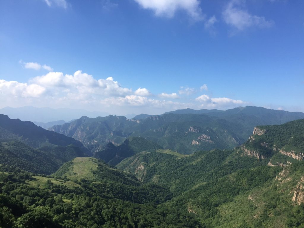 Mountain view only 2 hours from your petsit in Beijing