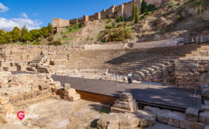 Top 10 things to do in Malaga Roman theatre