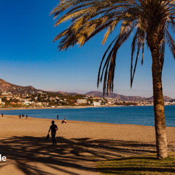 Top 10 things to see in Malaga Playa de Malaguetta