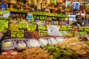 Top 10 things to do in Malaga - market