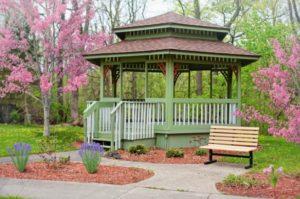 designing a garden