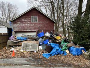 unwanted junk