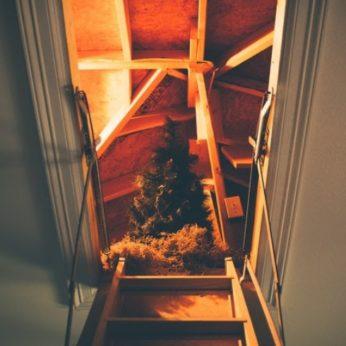 convert a loft into a bedroom